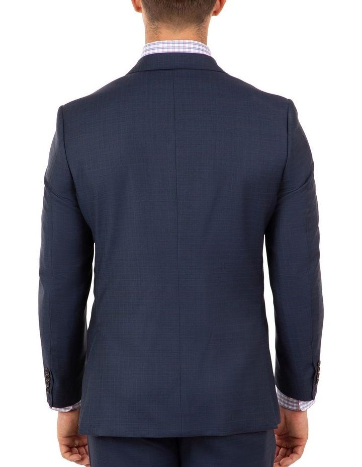 Tailored Fit Stefano Dark Blue Wool Jacket FCJ339 image 3