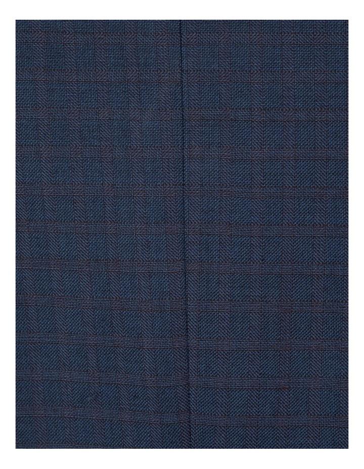 Tailored Fit Stefano Dark Blue Wool Jacket FCJ339 image 5
