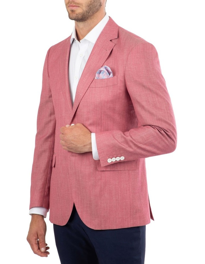 Tailored Fit Angelo Pink Jacket FDK420 image 3