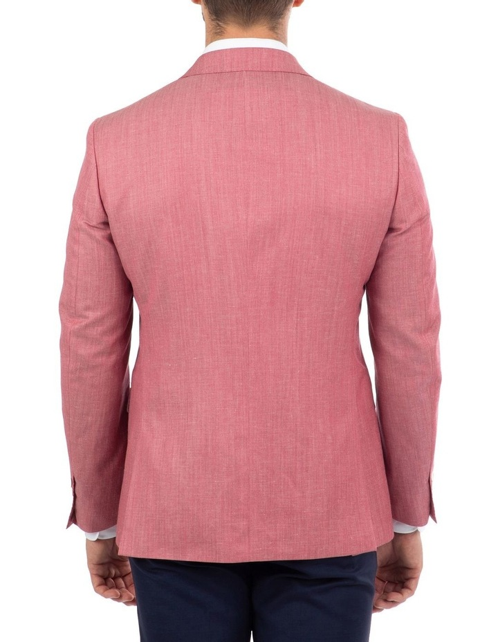 Tailored Fit Angelo Pink Jacket FDK420 image 4