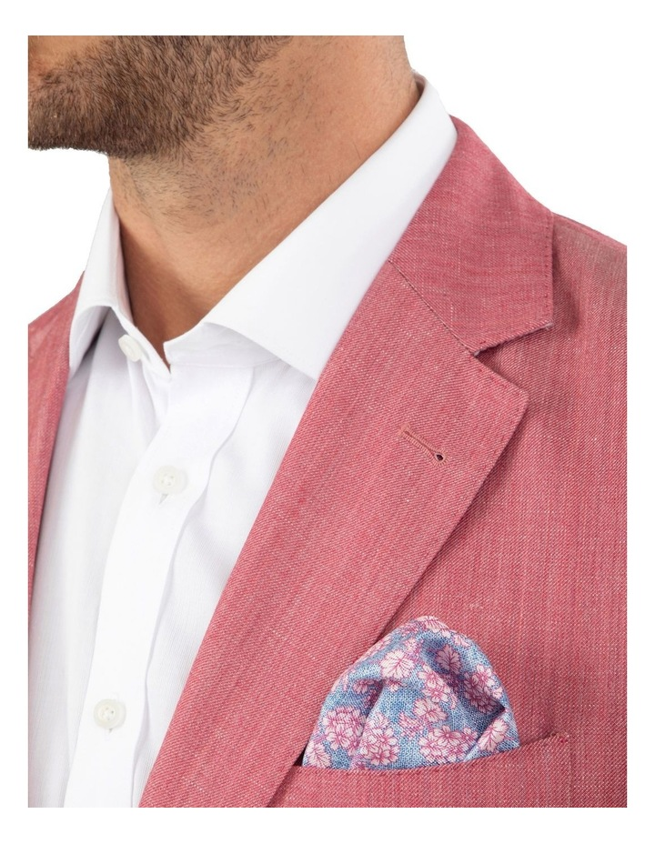 Tailored Fit Angelo Pink Jacket FDK420 image 5