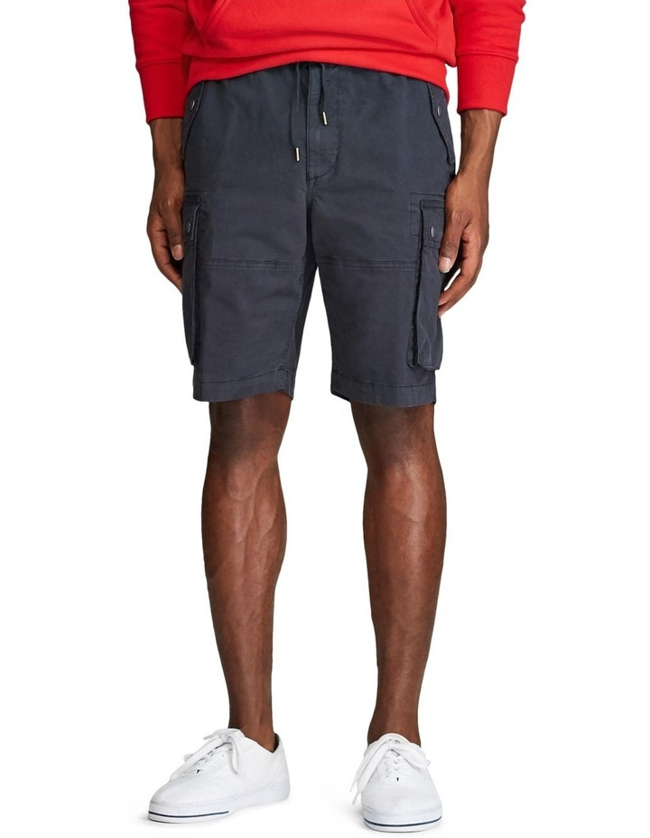 9.5-Inch Stretch Classic Fit Twill Short image 1