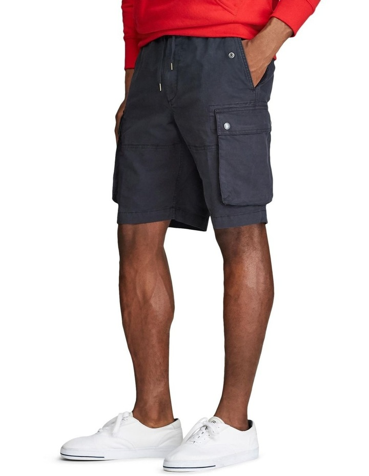 9.5-Inch Stretch Classic Fit Twill Short image 2