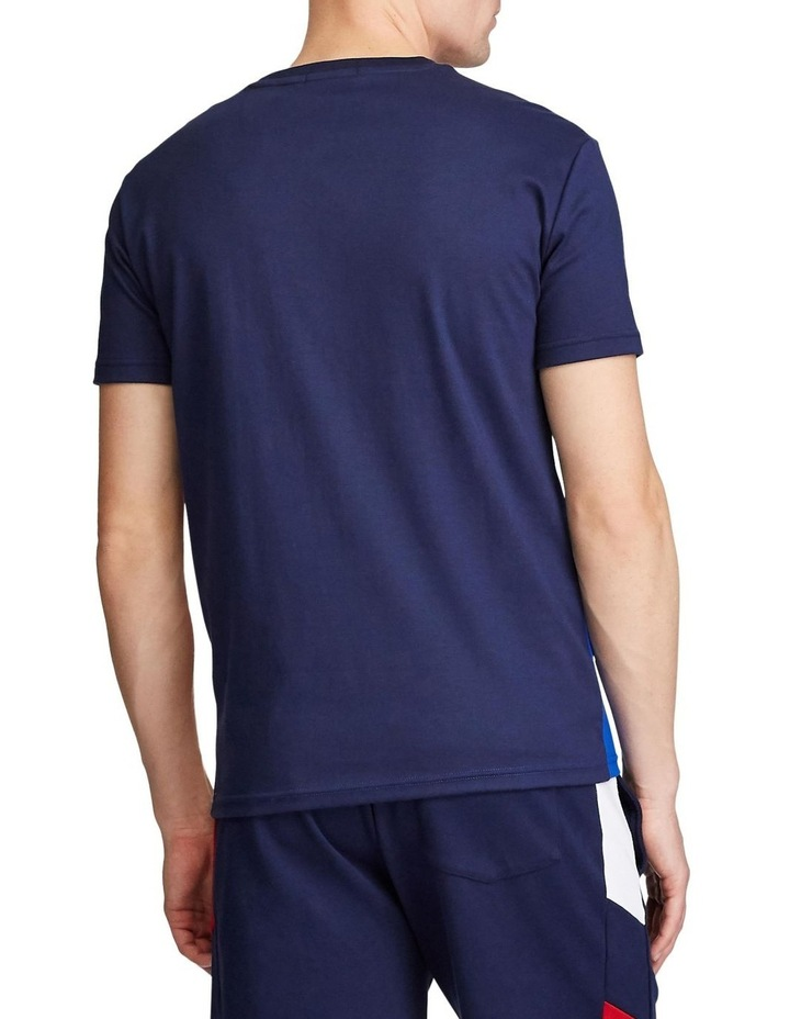 Classic Fit Pieced T-Shirt image 3