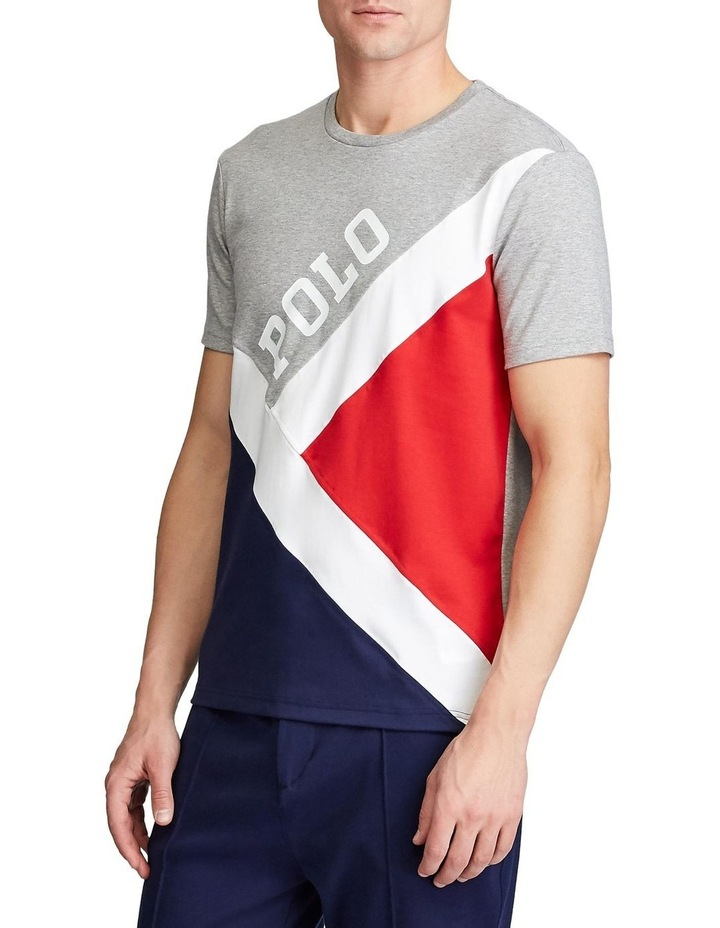 Classic Fit Pieced T-Shirt image 2