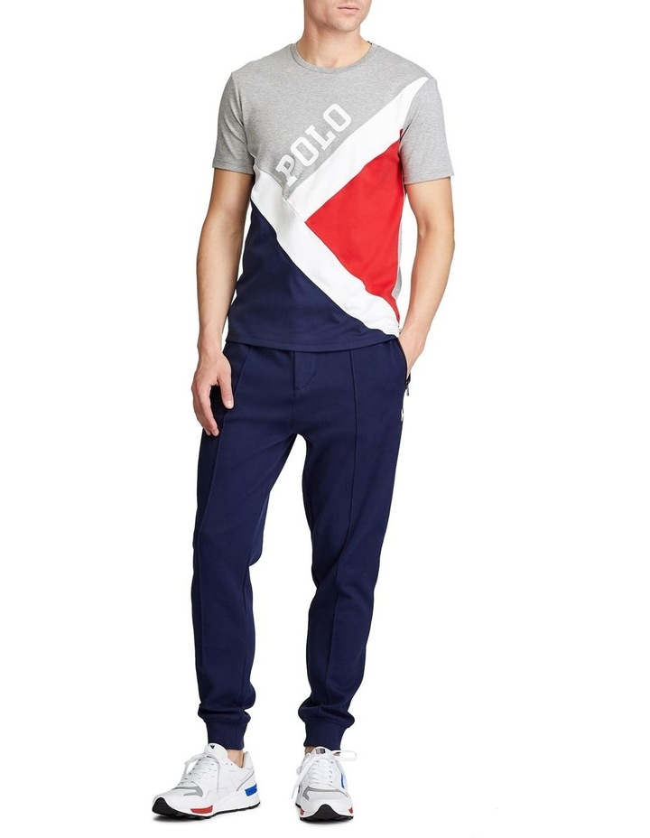 Classic Fit Pieced T-Shirt image 4