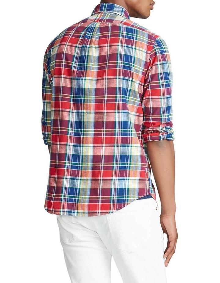 Classic Fit Madras Shirt image 2