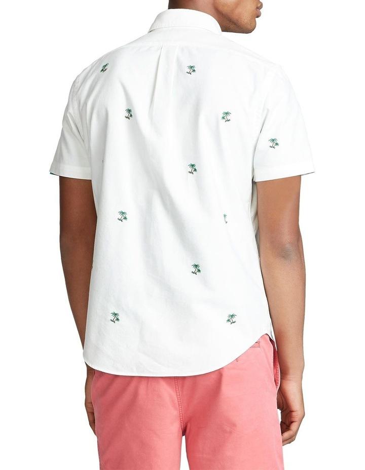 Classic Fit Palm Tree Shirt image 2