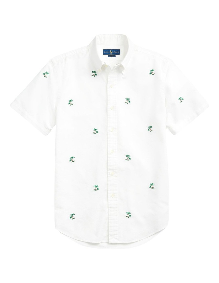 Classic Fit Palm Tree Shirt image 4