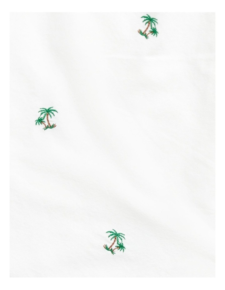 Classic Fit Palm Tree Shirt image 5