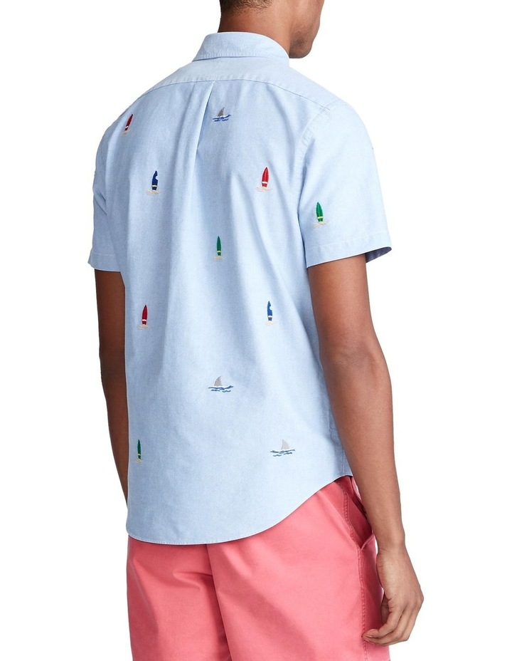 Classic Fit Surfboard Shirt image 3