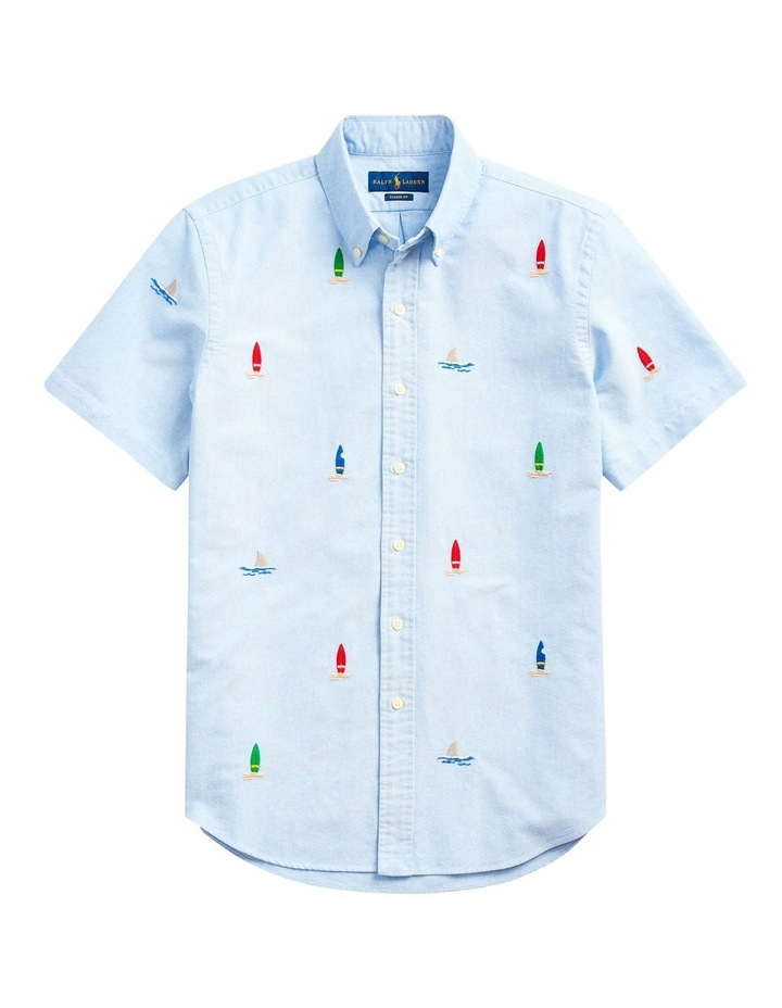 Classic Fit Surfboard Shirt image 4