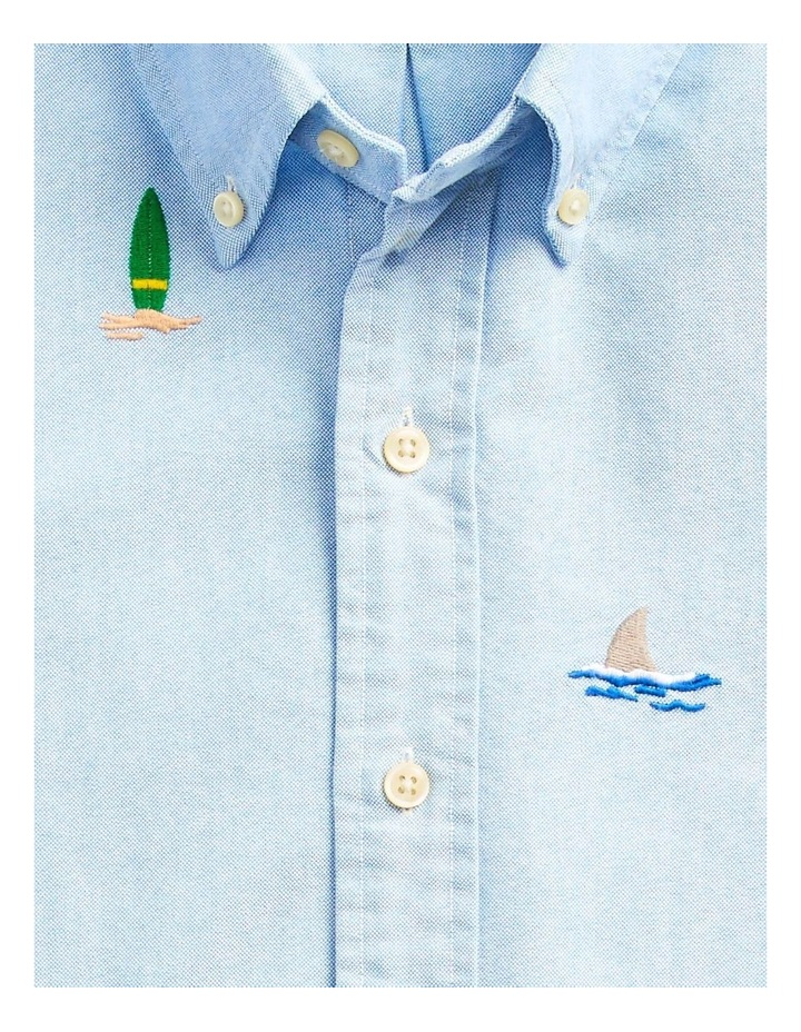 Classic Fit Surfboard Shirt image 6