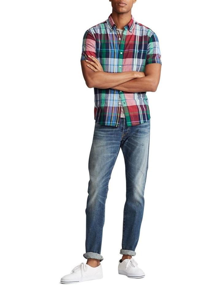Classic Fit Madras Shirt image 3