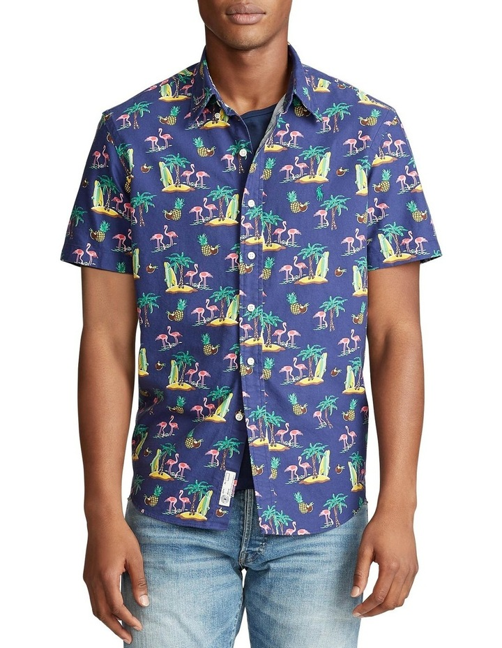 Classic Fit Tropical Shirt image 1