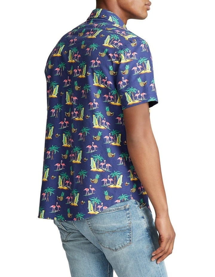 Classic Fit Tropical Shirt image 2