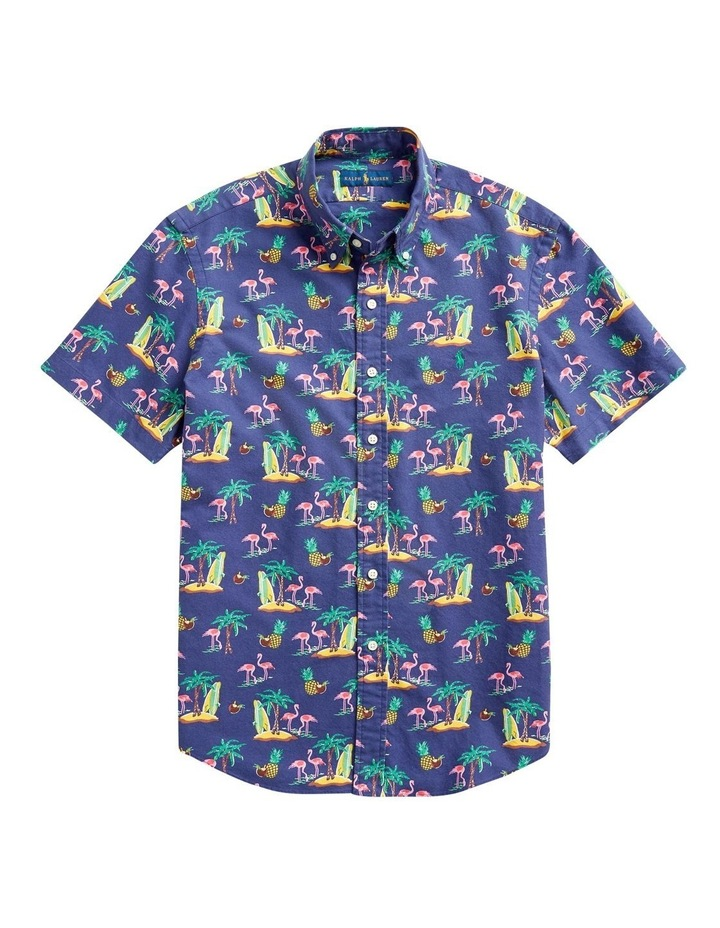 Classic Fit Tropical Shirt image 4