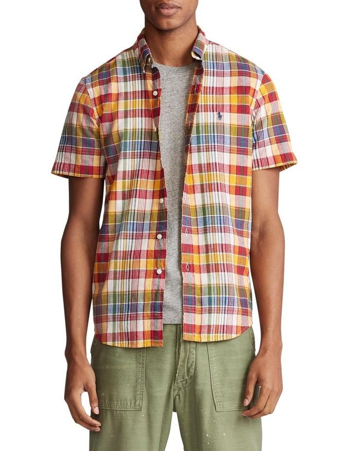 Classic Fit Madras Shirt image 1