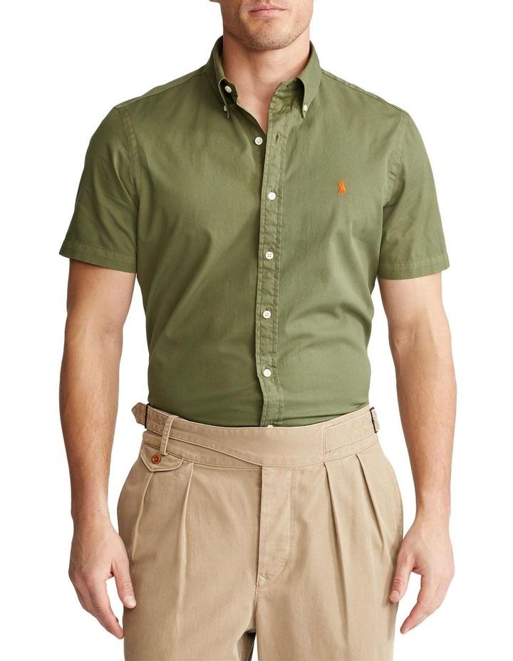 Classic Fit Twill Shirt image 1