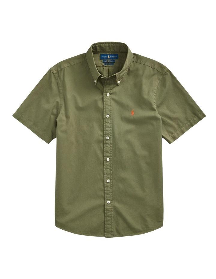 Classic Fit Twill Shirt image 3