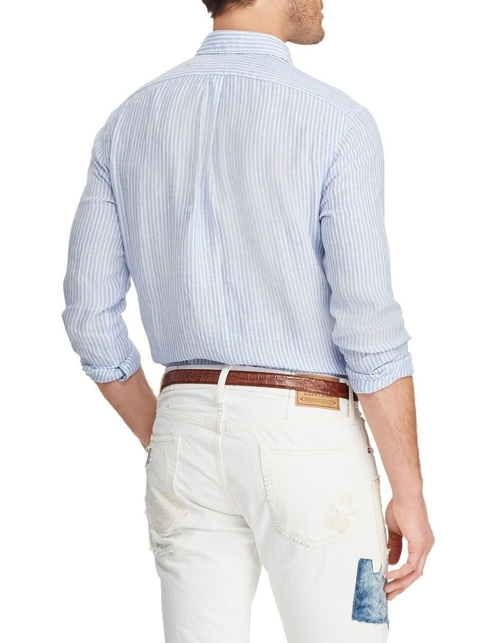 Classic Fit Striped Shirt image 2