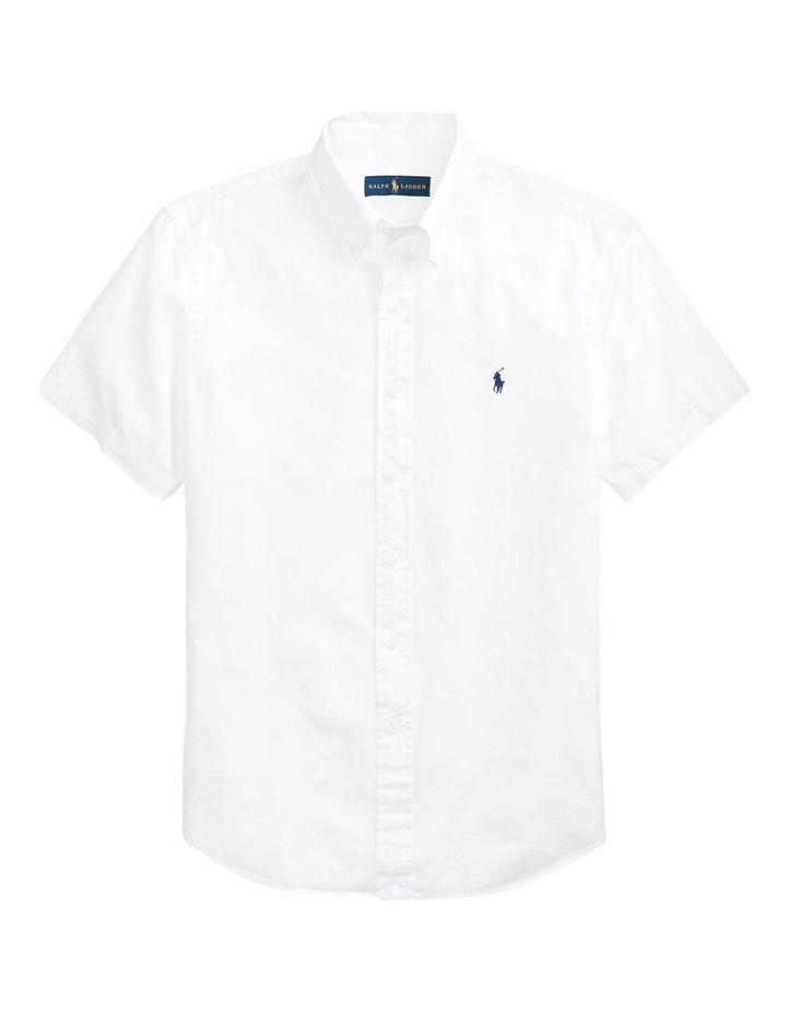 Classic Fit Twill Shirt image 4