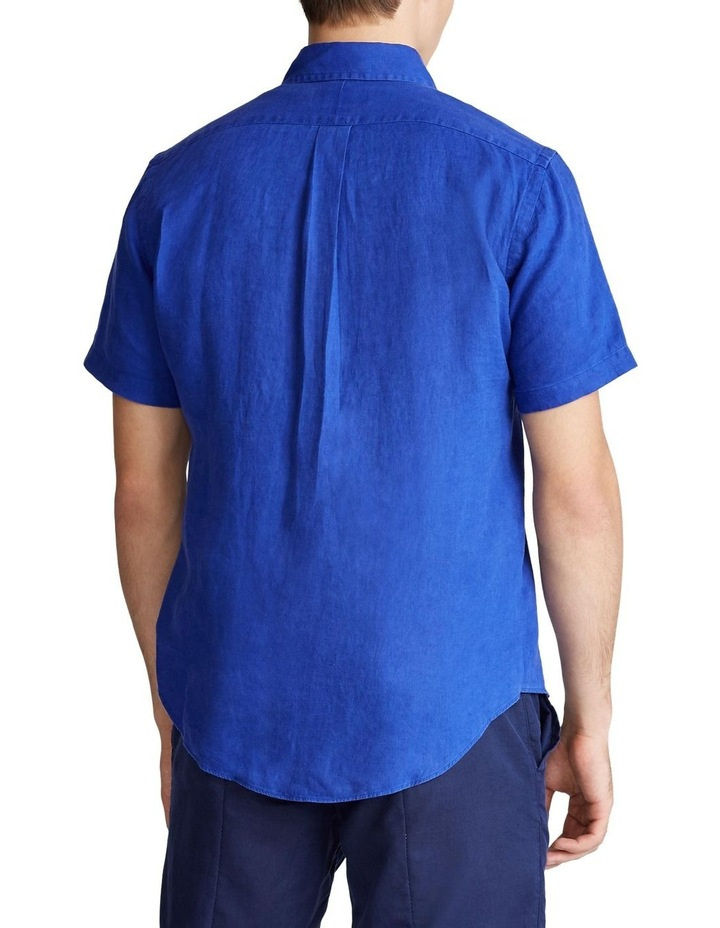 Classic Fit Linen Shirt image 2