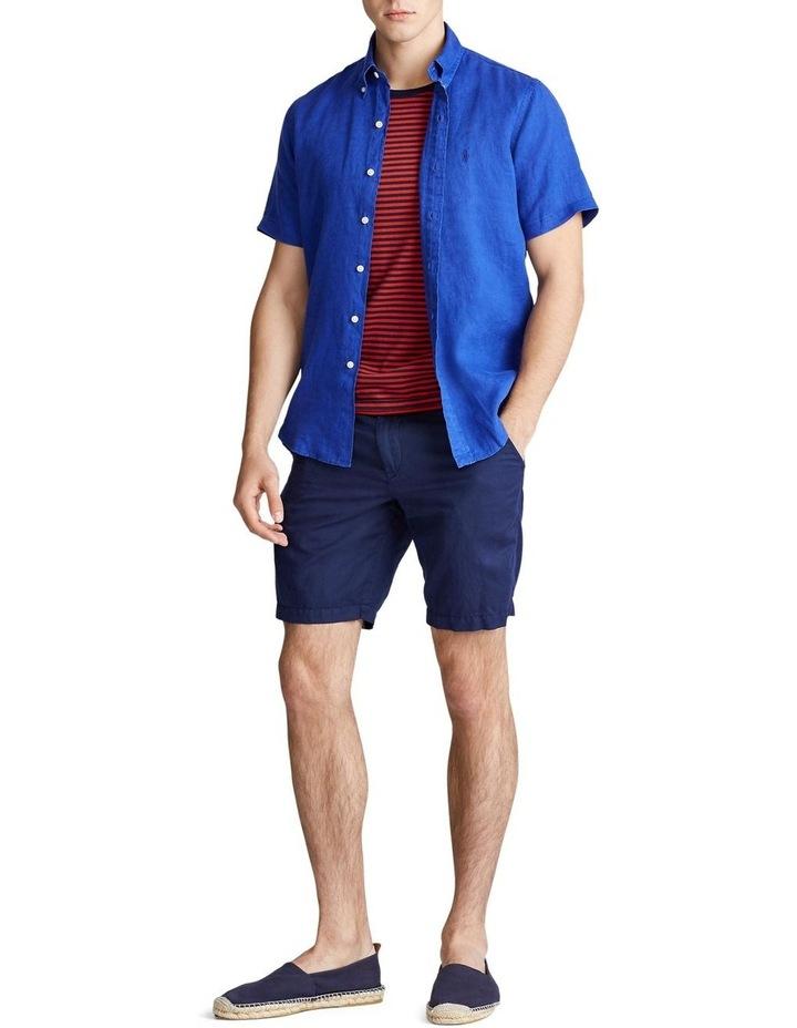 Classic Fit Linen Shirt image 3
