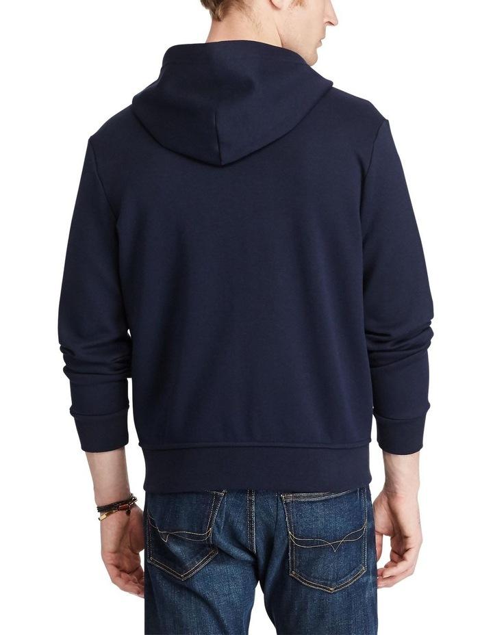 Double-Knit Full-Zip Hoodie image 2