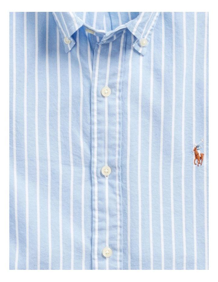 Custom Fit Striped Shirt image 2