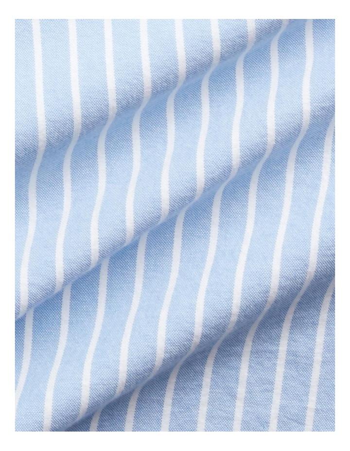 Custom Fit Striped Shirt image 3