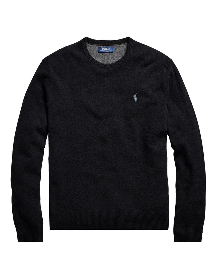 Merino Wool Crewneck Sweater image 4