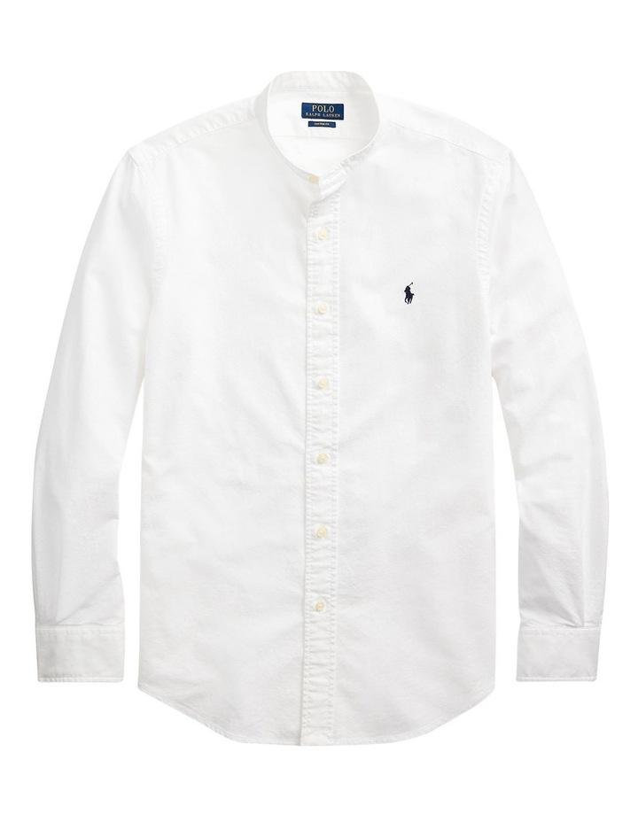 Custom Fit Oxford Shirt image 1