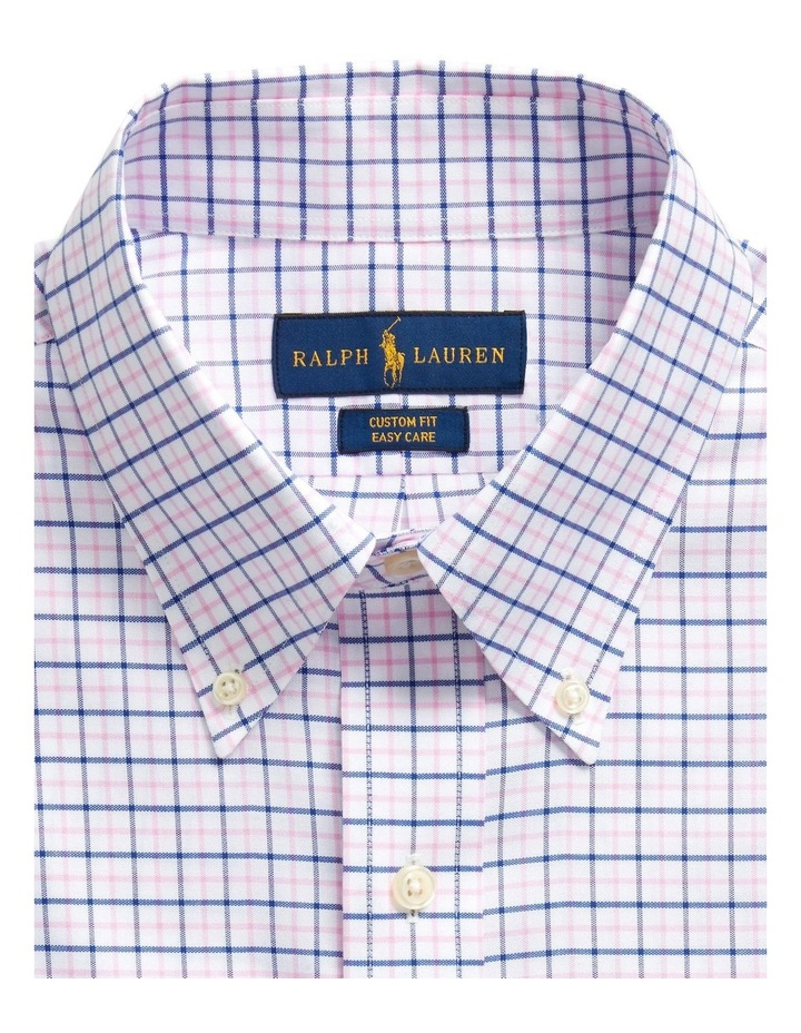 Custom Fit Tattersall Shirt image 2