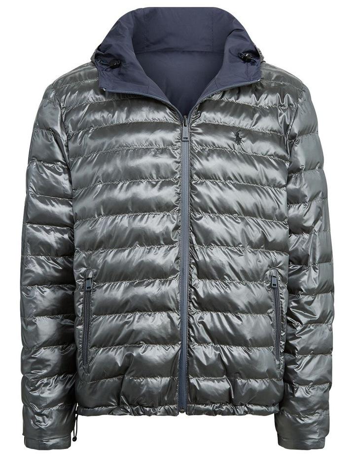 Reversible Hooded Jacket image 5