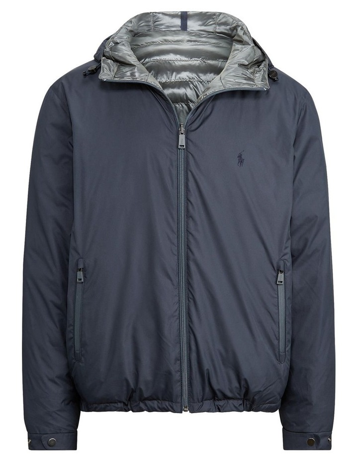 Reversible Hooded Jacket image 4
