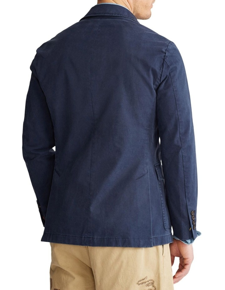 Polo Unconstructed Chino Suit Jacket image 2