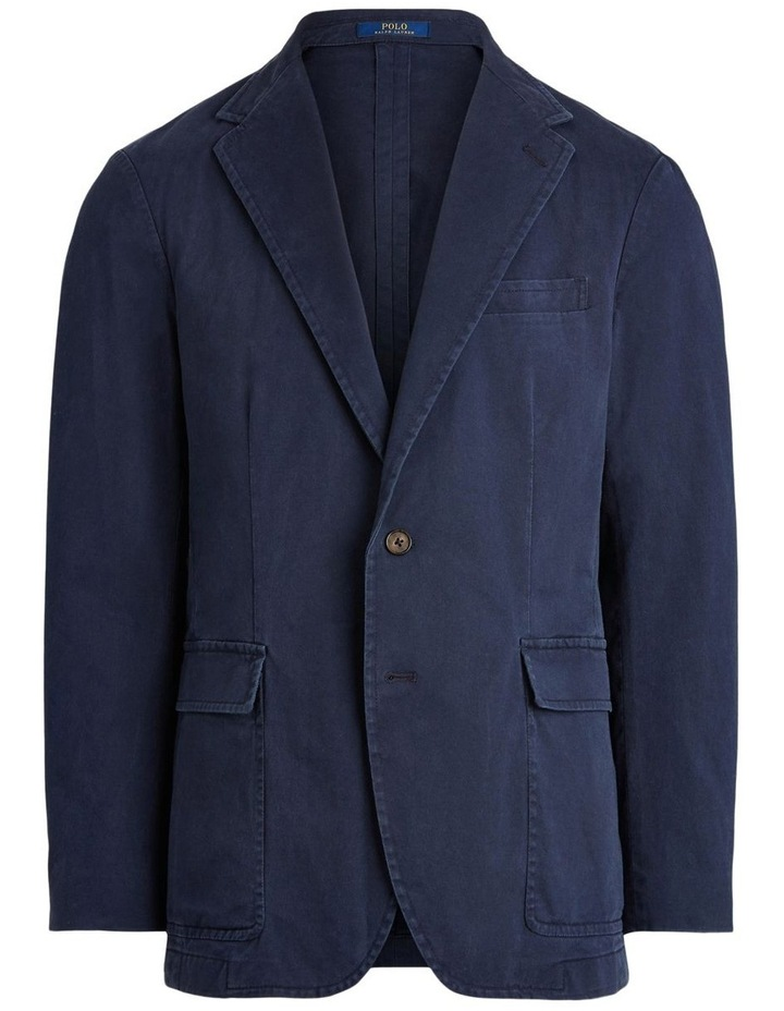 Polo Unconstructed Chino Suit Jacket image 4