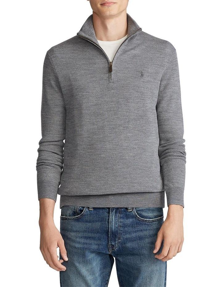 Washable Merino Wool Sweater image 1