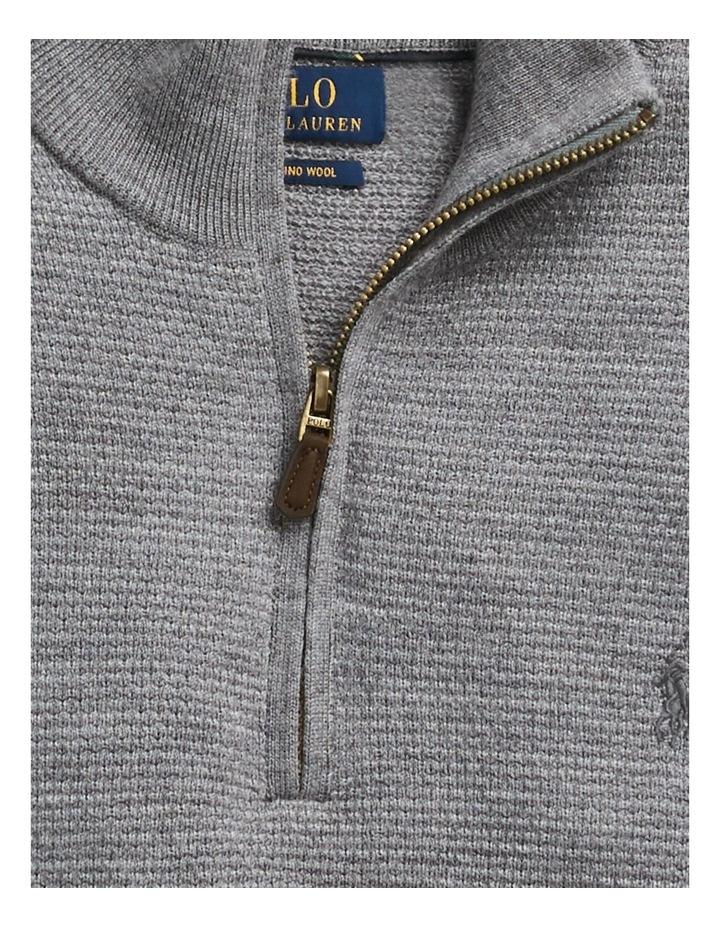Washable Merino Wool Sweater image 5