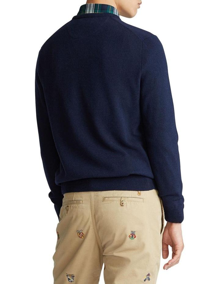 Polo Bear Merino Wool Sweater image 2