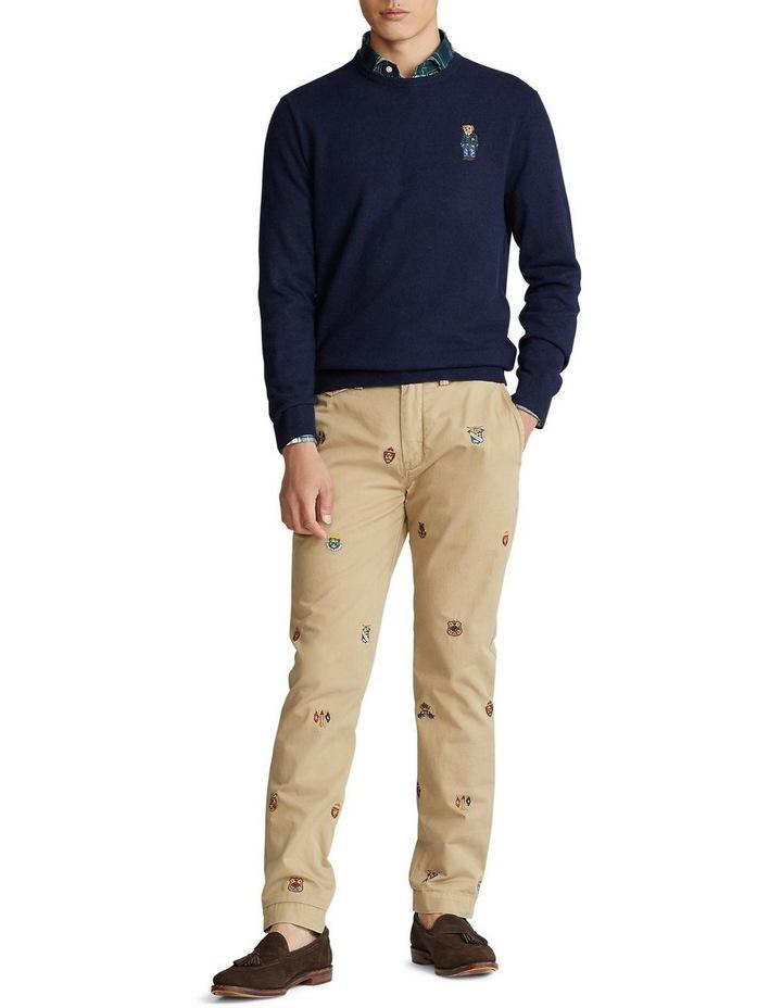 Polo Bear Merino Wool Sweater image 3