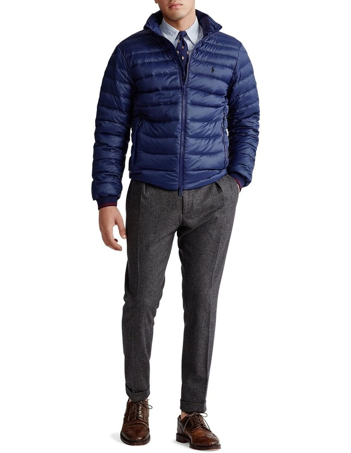 Packable Quilted Down Jacket image 3