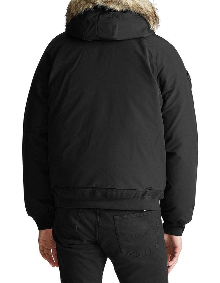 Faux-Fur-Trim Down Jacket image 2