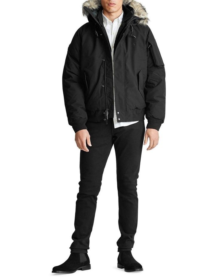 Faux-Fur-Trim Down Jacket image 3