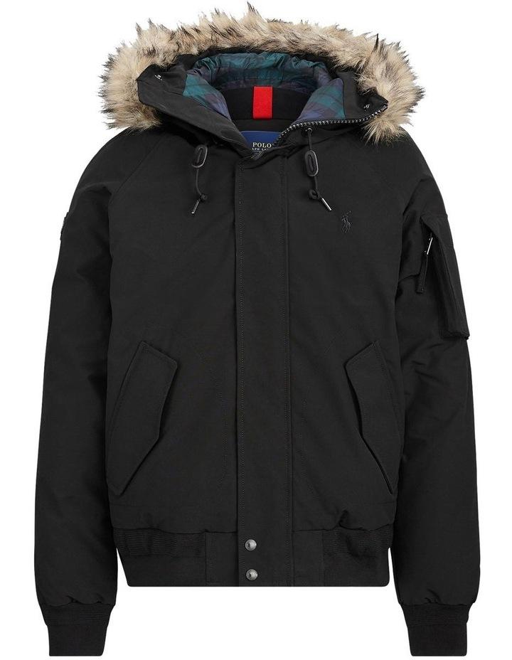 Faux-Fur-Trim Down Jacket image 4