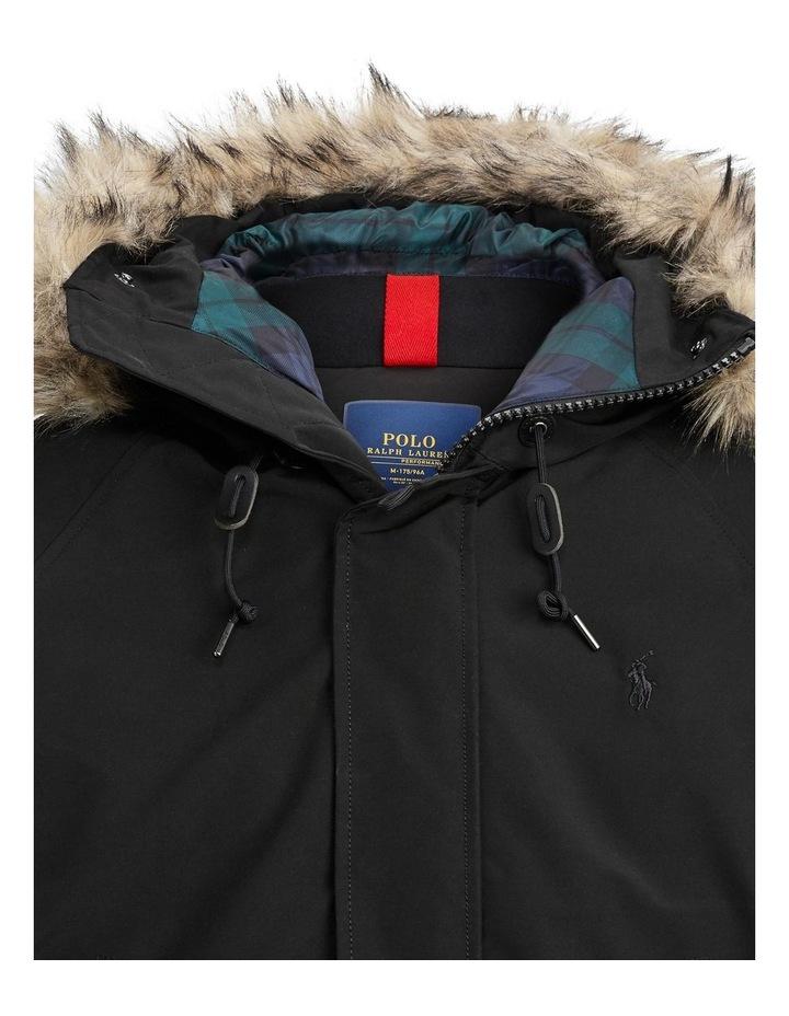 Faux-Fur-Trim Down Jacket image 5