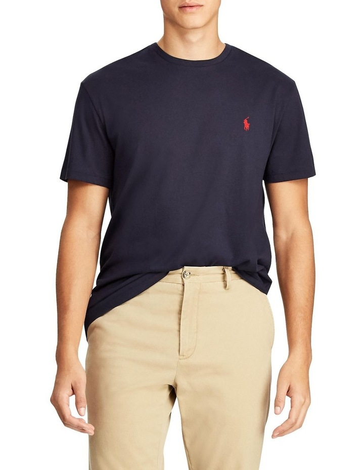 Classic Fit Jersey Crewneck T-Shirt image 1