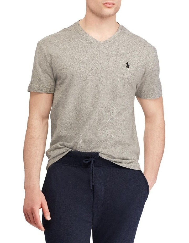 Classic Fit V-Neck T-Shirt image 1
