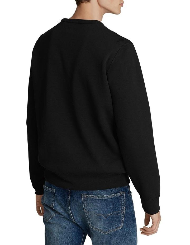 Big Pony Double-Knit Sweatshirt image 2